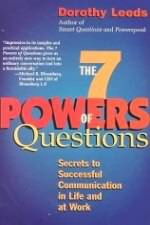 book cover thumbnail: the 7 powers of questions